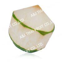 diamond type_coconut white with semi green